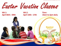 Easter Vaction Classes