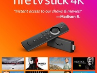 Amazon Fire TV Sticks 2nd Gen/4k 3rd Gen Unlocked
