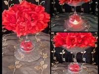 Romantic red by S.Crafts