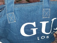 Guess large tote bag