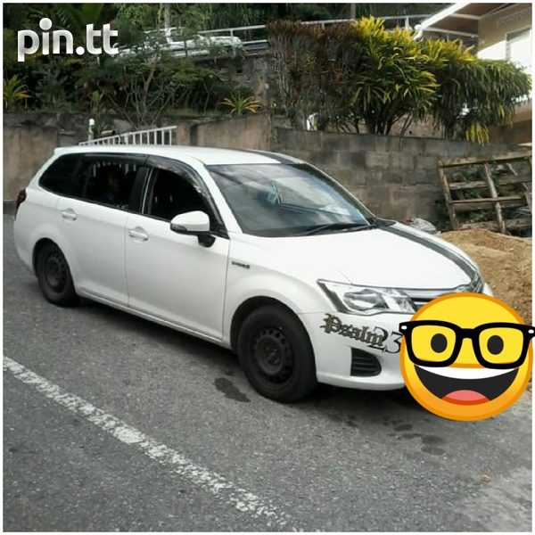 Toyota Fielder Wagon, 2014, PDT-2