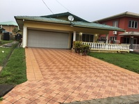 House in Signature park fully furnished, gated community