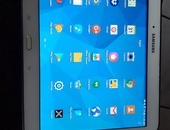 Premium Samsung Tablet 10.1in with case.