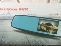 Mirror Camera Front And Back DVR