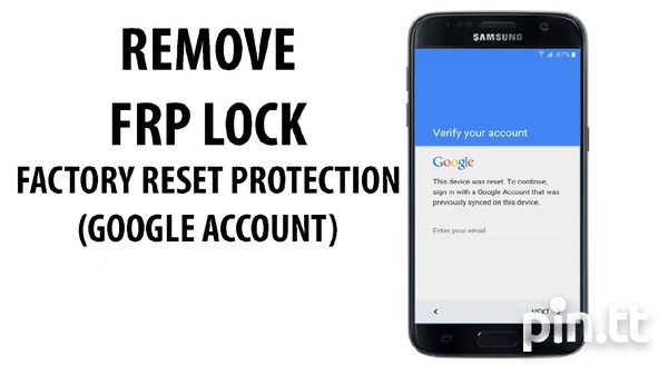 frp bypass for Android