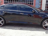 Kia Optima, 2012, PCS