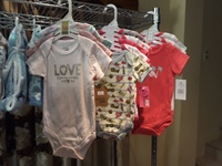 Onezees for baby boys and girls, all sizes