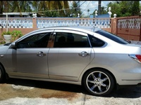 Nissan Sylphy, 2008, PDC