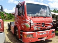 Tractor unit