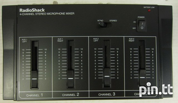 4 Channel Mixer-2