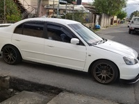 Honda Civic, 2002, PBZ