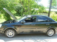 Chevrolet Optra, 2007, PCL