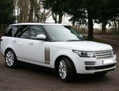 Land Rover Range Rover, 2017, Roll on Roll Off