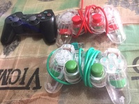 1 PS3 and 2 universal controllers