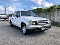 Toyota Hilux, 2002, TBN