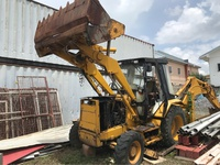 CATERPILLAR 428B backhoe parts