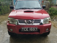 Nissan Frontier, 2010, TCE