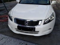 Honda Accord, 2009, PCK