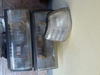 Mazda 626 Headlight, Back Light and Trunk Cover