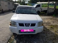 Nissan Frontier, 2004, TBY