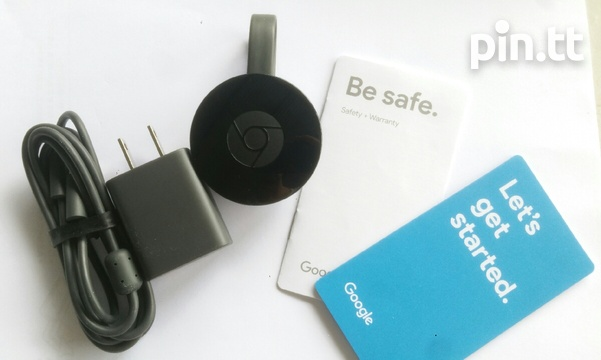 Google Chromecast - Mirror your Android Screen or Laptop to your TV-4