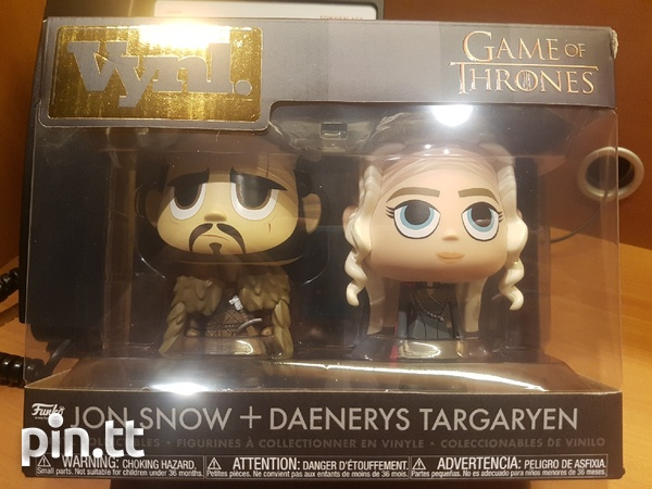 Game of Thrones Vinyl Collectables-1