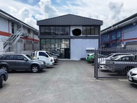 Barataria commercial space
