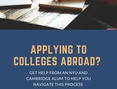 College Admissions Consultant-UK and USA