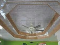 Laminated Flooring, PVC Ceiling, Hardwood Flooring,
