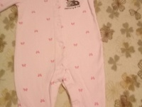 Baby long sleeve onesie an shoes