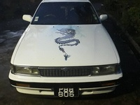Nissan Laurel, 1996, PBB
