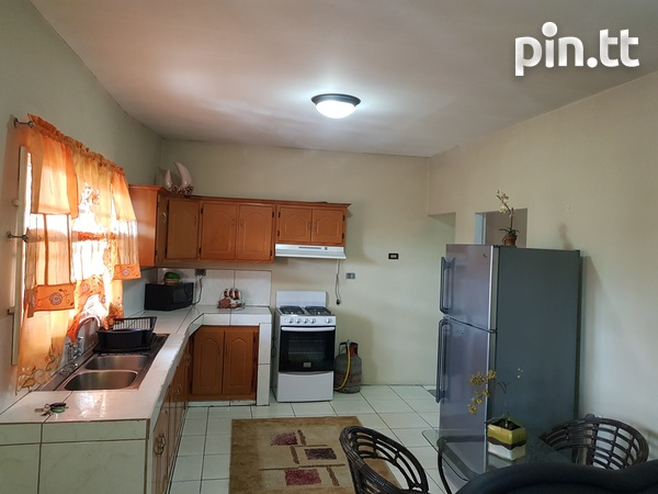 Fully Air Conditioned 2 Bedroom Apartment in Couva-2