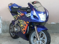 R6/x8 Pocket Bike