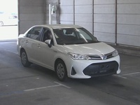 Toyota Axio, 2017, ROLL ON ROLL OFF HYBRID NEW SHAPE