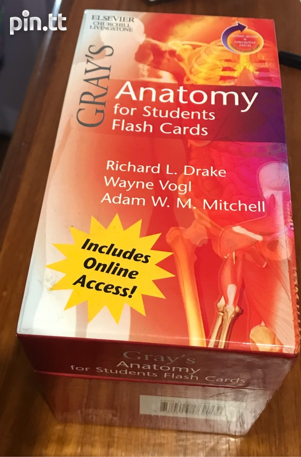 Anatomy flash cards-1