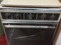 Used strong consol stove