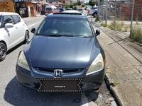 Honda Accord, 2003, PBP