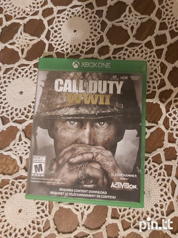xbox one with 3 awsome games-7