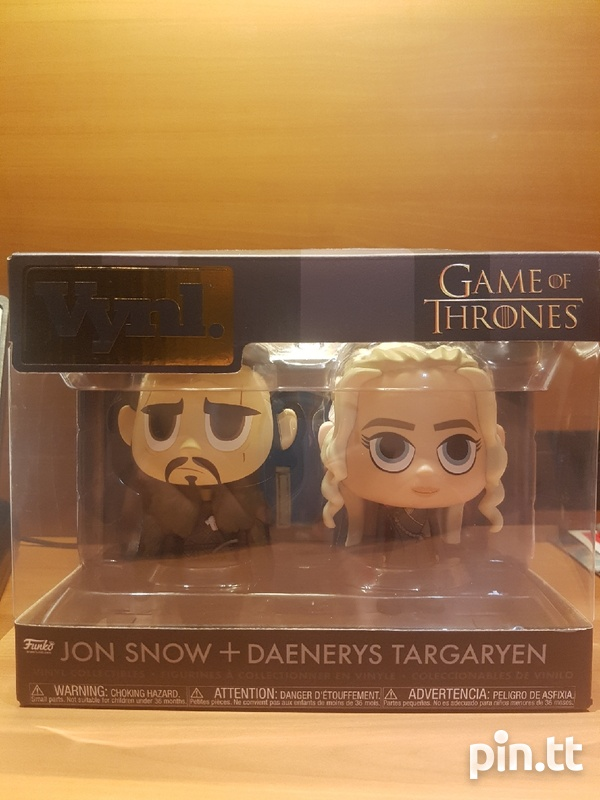 Game of Thrones Vinyl Collectables-2
