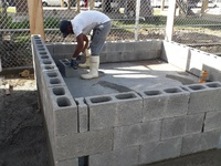Concrete Block Work