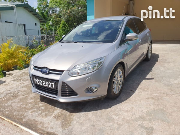 Ford Focus, 2014, PDD-8