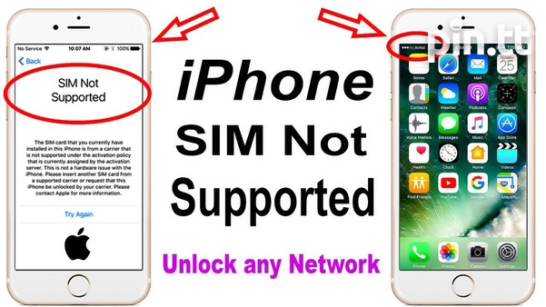 iPhone Network Unlocking Available