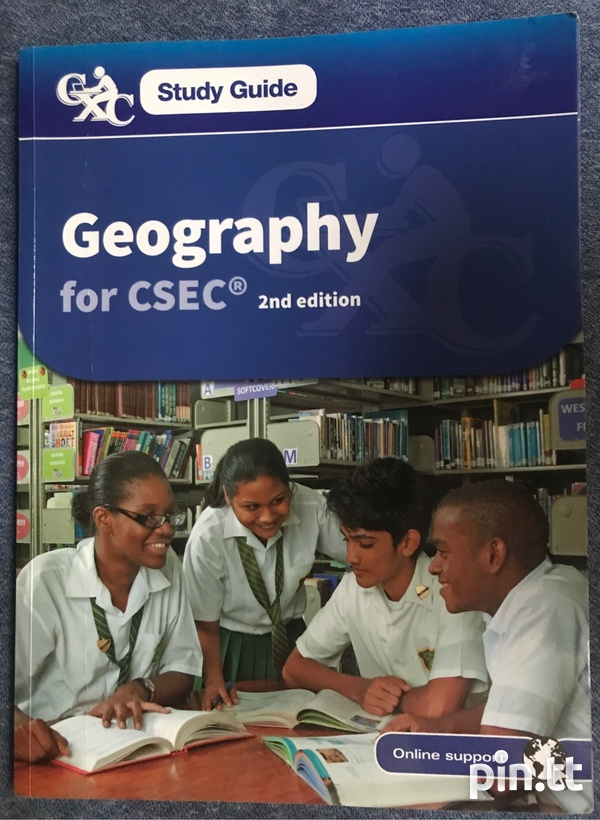 GEOGRAPHY FOR CSEC 2ND EDITION