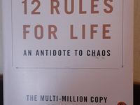 12 Rules For Life by Dr. Jordan b. Peterson