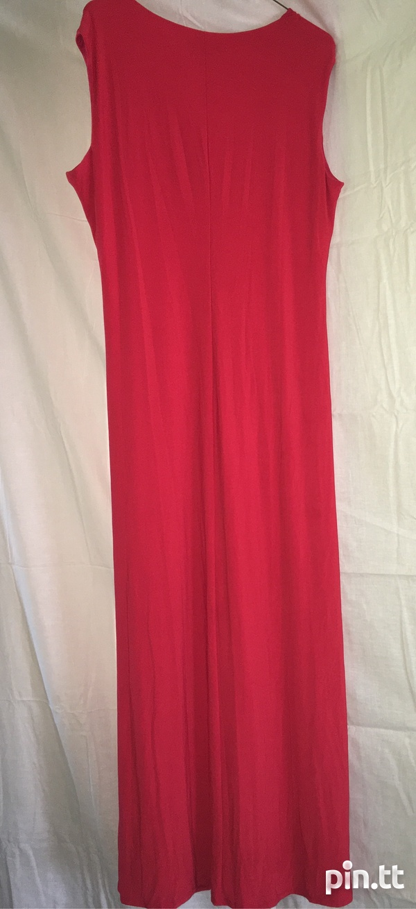 Semi-formal Scarlet Dress-2