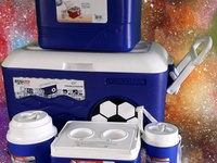 4pcs PRINCEWARE Brand INSULATED Cooler Sets
