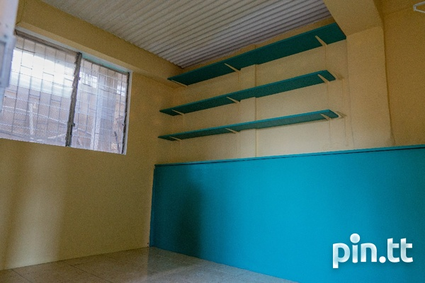 Upper Quarry St Diego Martin 2 bedroom downstairs unfurnished apt-4