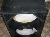 A double 15inch mid box