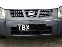 Nissan Frontier, 2011, TBX