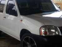 Nissan Frontier, 2014, TCH